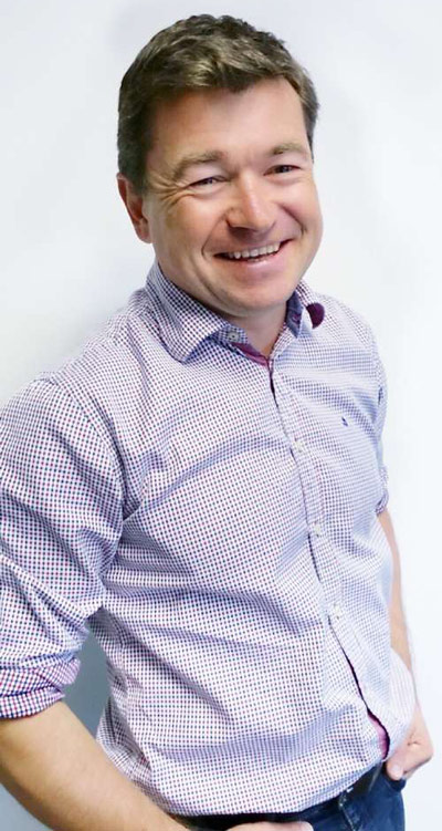 Alister Esam, CEO, eShare (www.eshare.net)