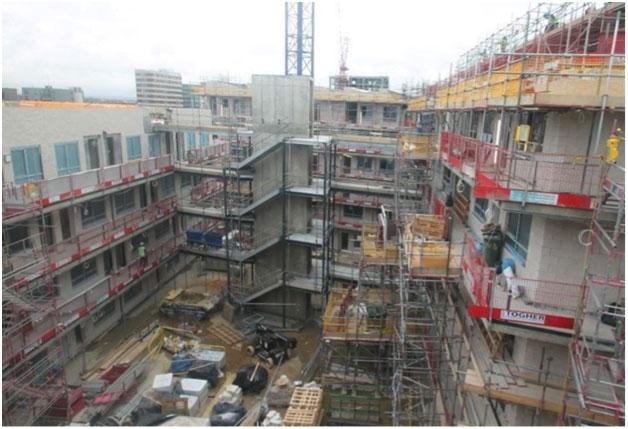 Gatefold Building 1