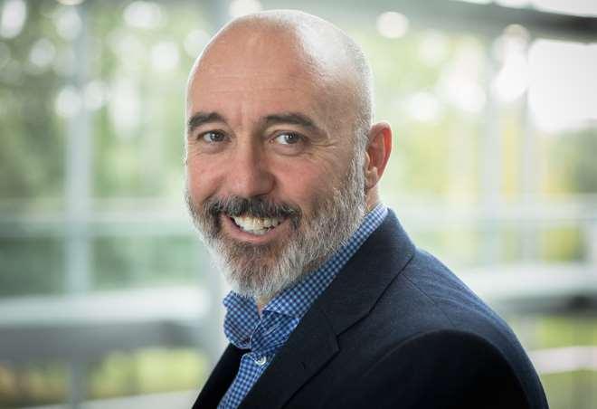 Derren Nisbet, Regional President and Managing Director for Unit4 UK and Ireland