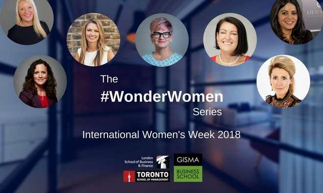 Higher education institutions launch #WonderWomen initiative to celebrate International Women's Week