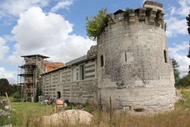 New lottery funding set to boost interest in renovating French ruins 45