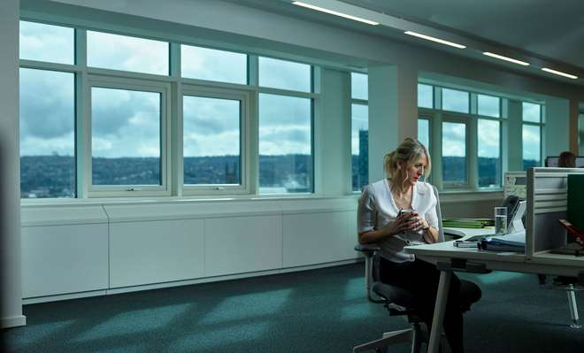73% of employees in the banking and financial services industries are looking for better physical and mental wellbeing support in the workplace