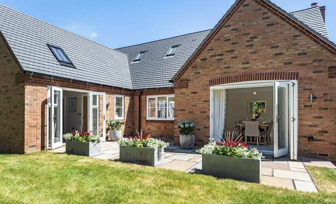 According to the latest NHBC annual home statistics review, only two per cent of new houses registered in 2017 were bungalows