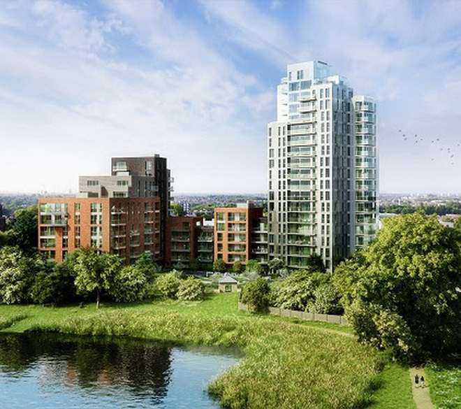 Home Hunting Millennials Are Onto A Winner At Woodberry Down