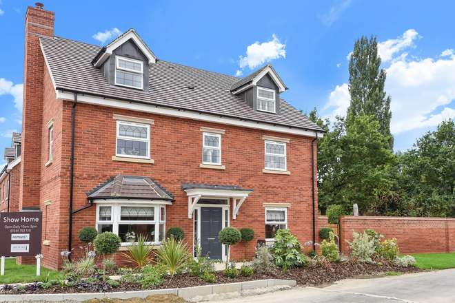 Green Space Offers Healthier Lifestyle For Binfield Buyers