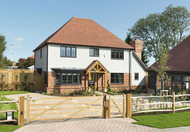 Millwood unveils show home at Polo field in popular Canterbury