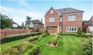 Michelin star homes in Maidenhead attract good taste