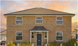 Live the rural dream at Fusiliers Green, Great Bentley