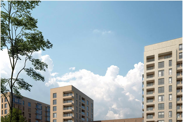 Homebuyers live, work and play at NEO, Stepney