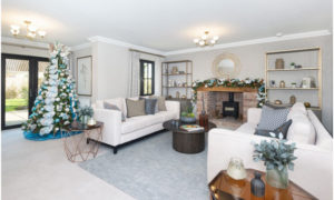 Millwood's Kent Show Homes Dressed To Impress This Christmas