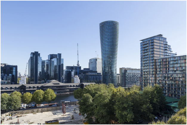 All Buyers Aboard At Able Quay Millharbour, E14