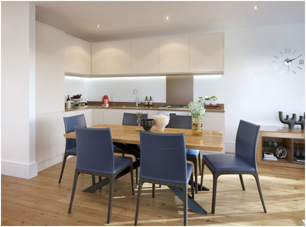 Enjoy A Prime Riverside Home At New Union Wharf With Help To Buy