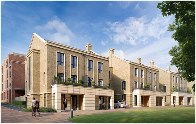 Stunning Sales Suite Unveiled At Knights Quarter, Winchester