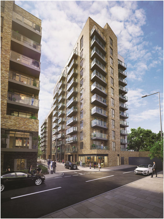 Bellway Offers Jovial January Sale Prices In Poplar