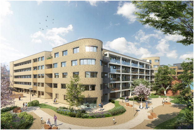 First time buyers make their home their (Elephant and) Castle