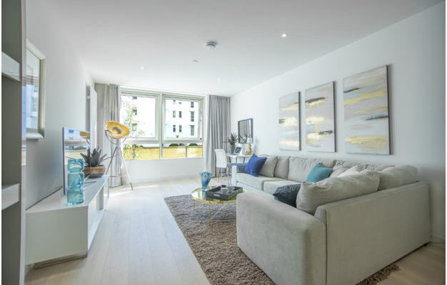 Shared ownership offers first time buyers a treat at Traders' Quarter