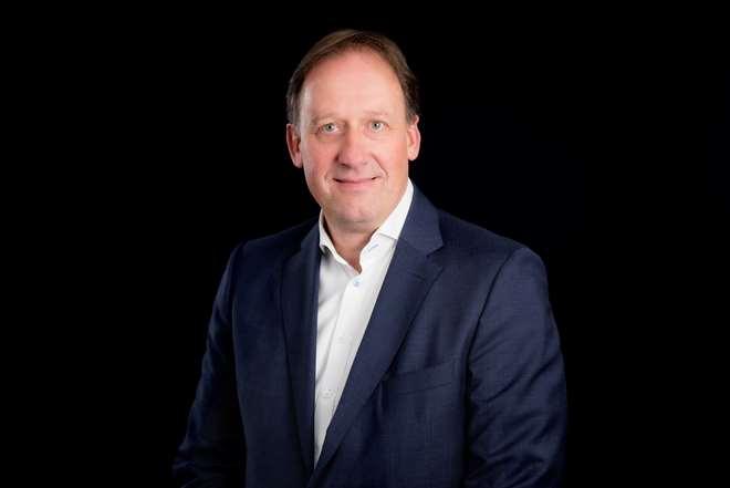 Jan van Vliet, EMEA VP and GM Digital Guardian