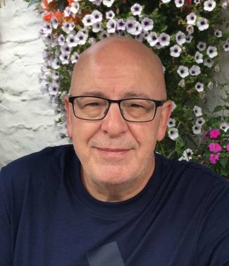 Colin Sanders