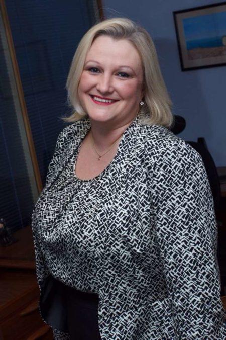 Deborah Saunby