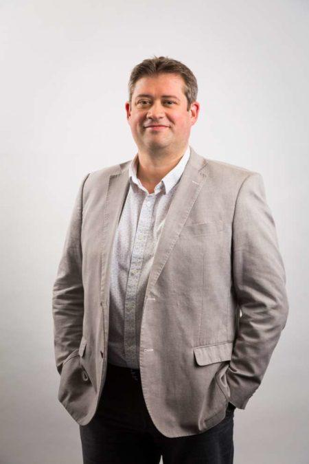 Dr. Gavin Scruby