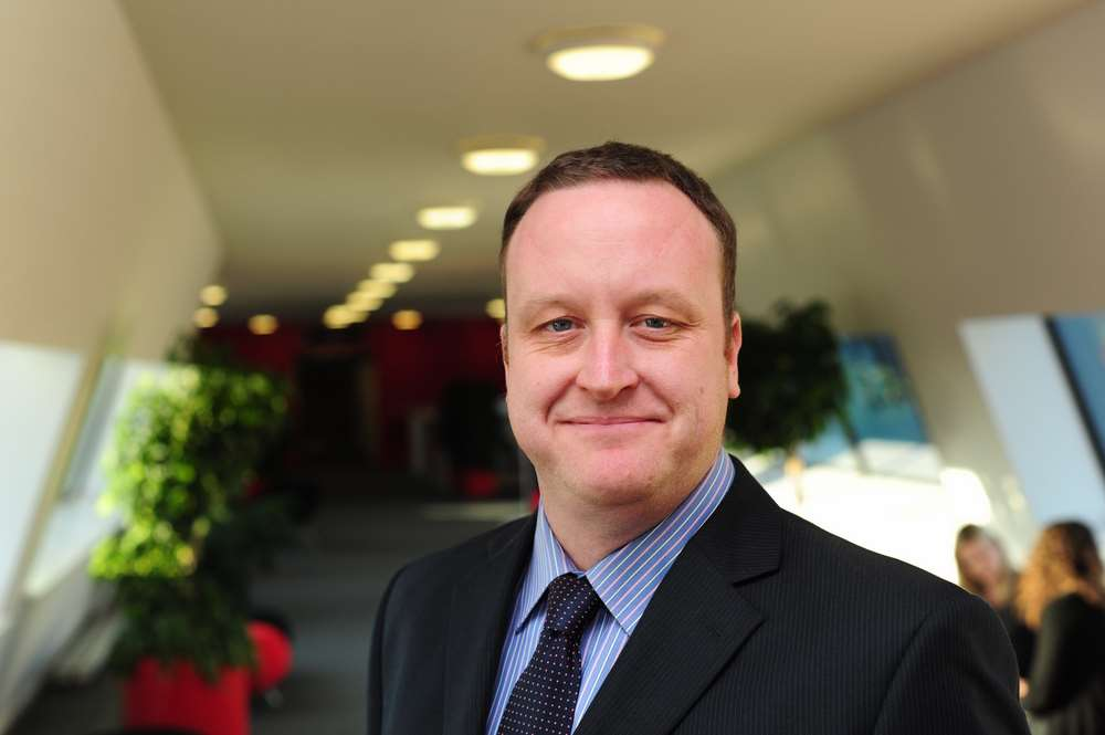 Paul Yeomans is Knowledge Transfer Partnerships Manager at the University of Nottingham