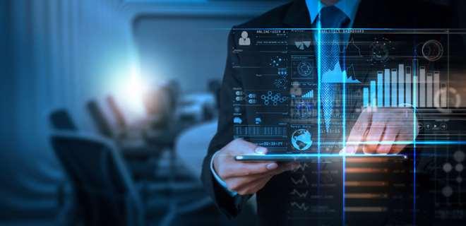 Finance transformation with analytics