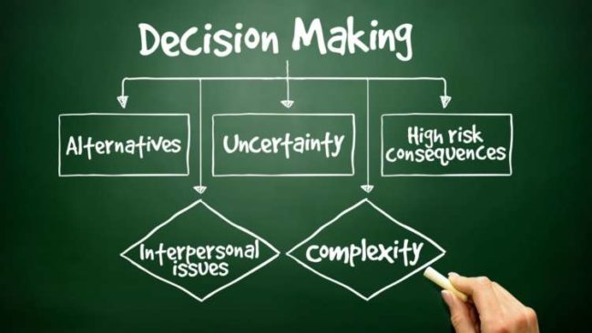 Decision-making in times of crisis: should they be based on gut feeling or data? 50