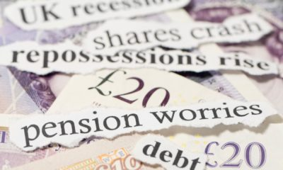 The impact of a recession on your pension 16