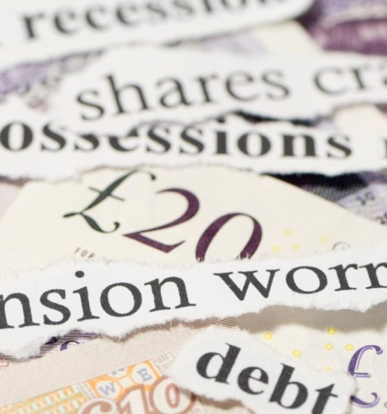 The impact of a recession on your pension 31