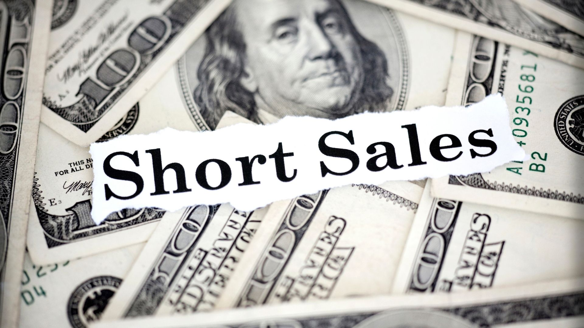 What Is A Short Sale 41