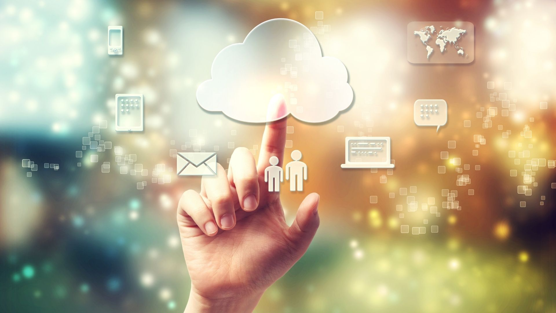 Optimising Cloud Connectivity for the 'New Normal' 41
