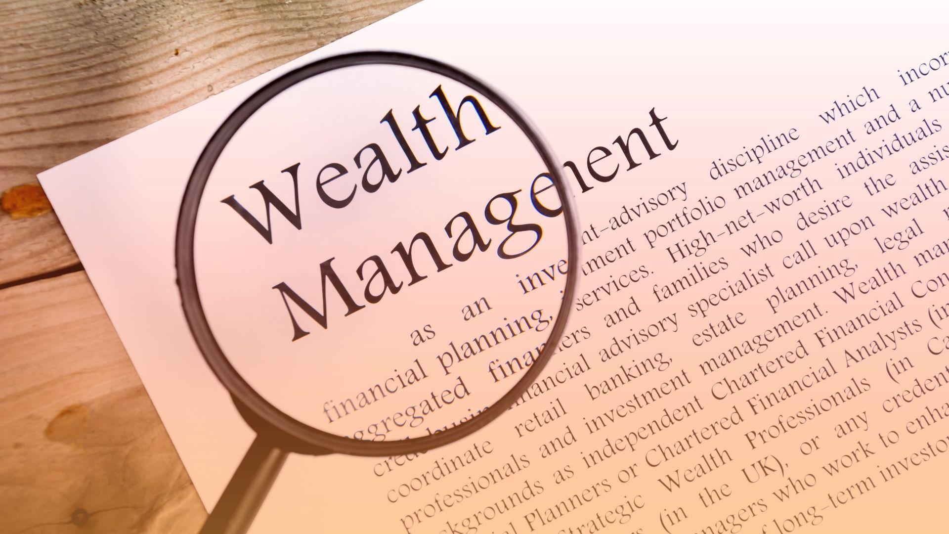 How to optimise Digital Wealth Management 41