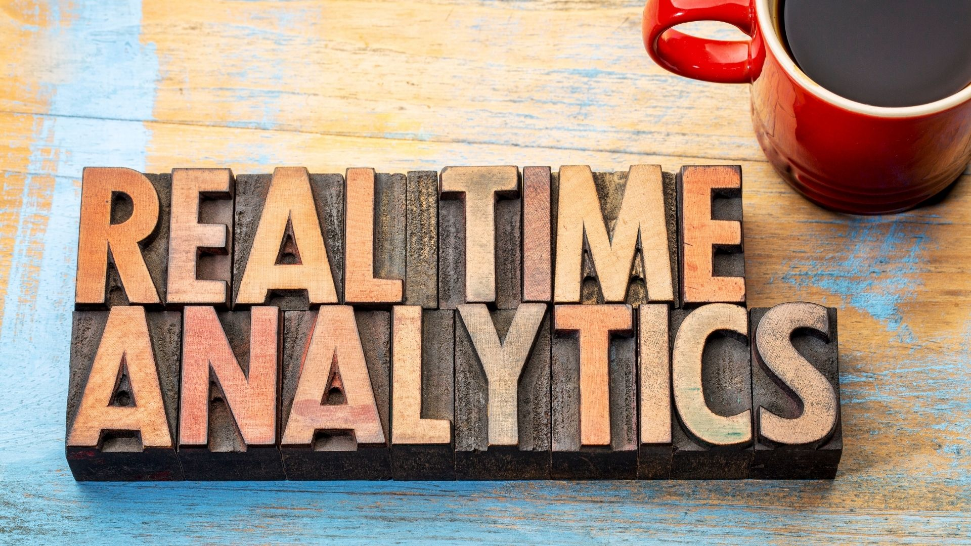 Upgrading the finance department: The benefits of real-time analytics 41