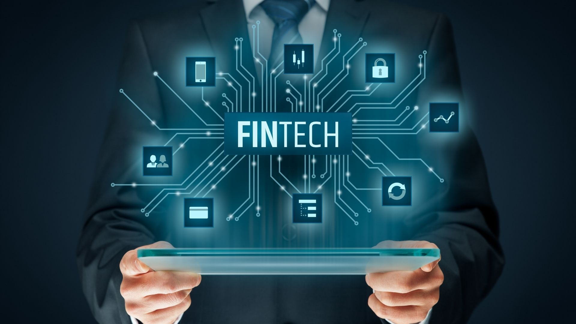 Tackling Covid-19 and Brexit - fintech innovation is key 41