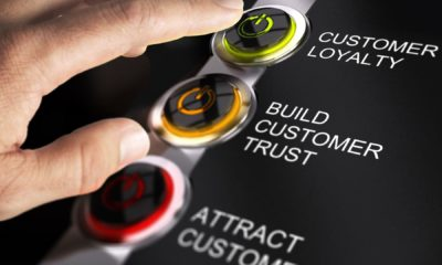 Driving customer loyalty in financial services with business-wide data decision-making 36