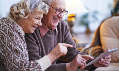 How technology is helping to reduce loneliness among the elderly 12