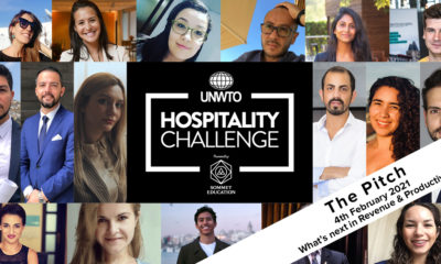 World Tourism Organization (UNWTO) and Sommet Education launch Hospitality Challenge Pitch 42