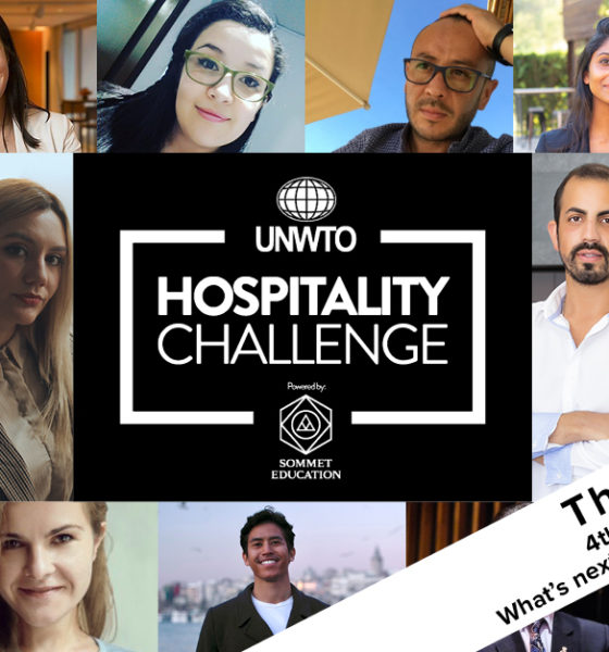 World Tourism Organization (UNWTO) and Sommet Education launch Hospitality Challenge Pitch 33