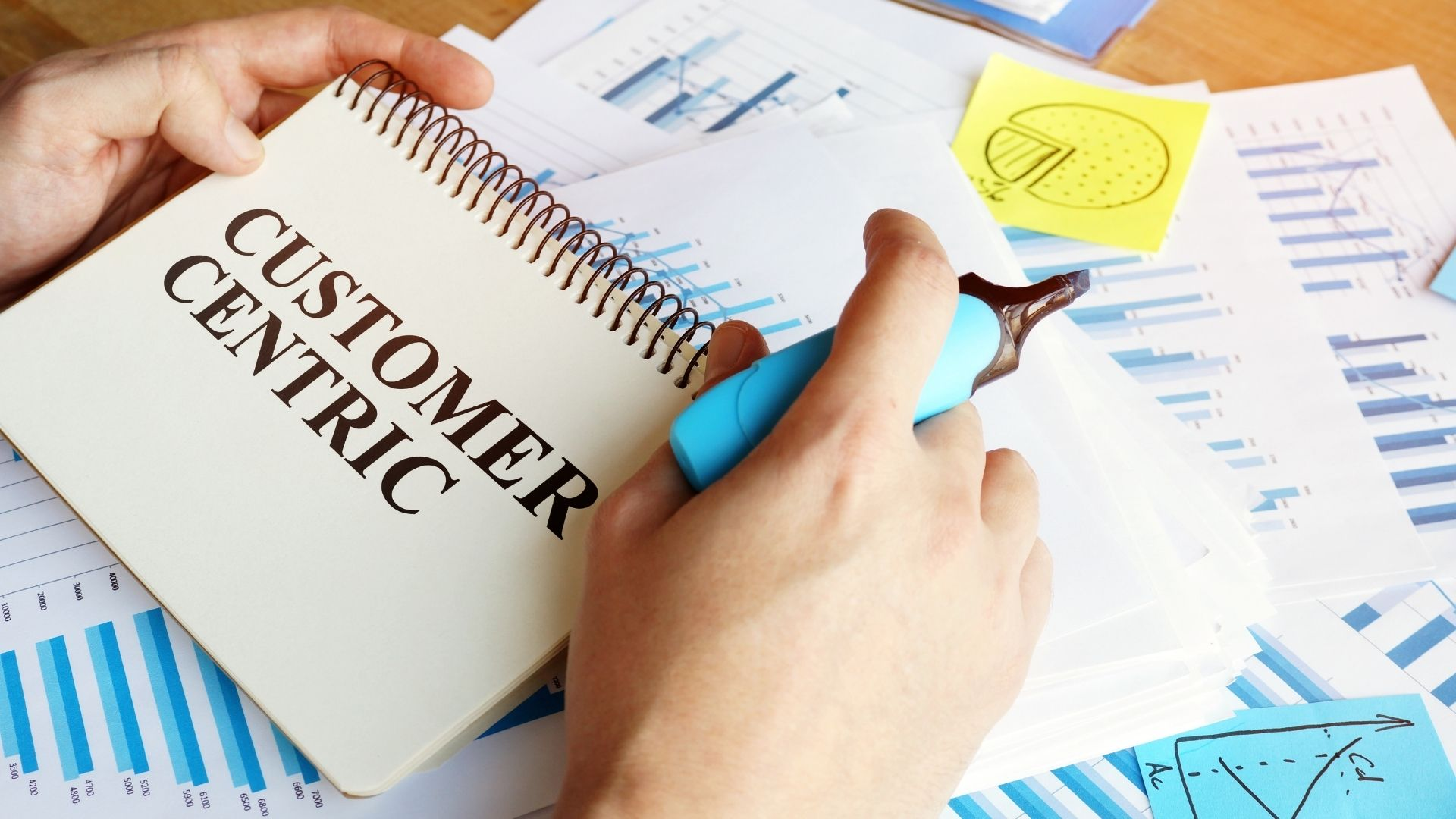 Putting data at the heart of a customer-centric approach 41