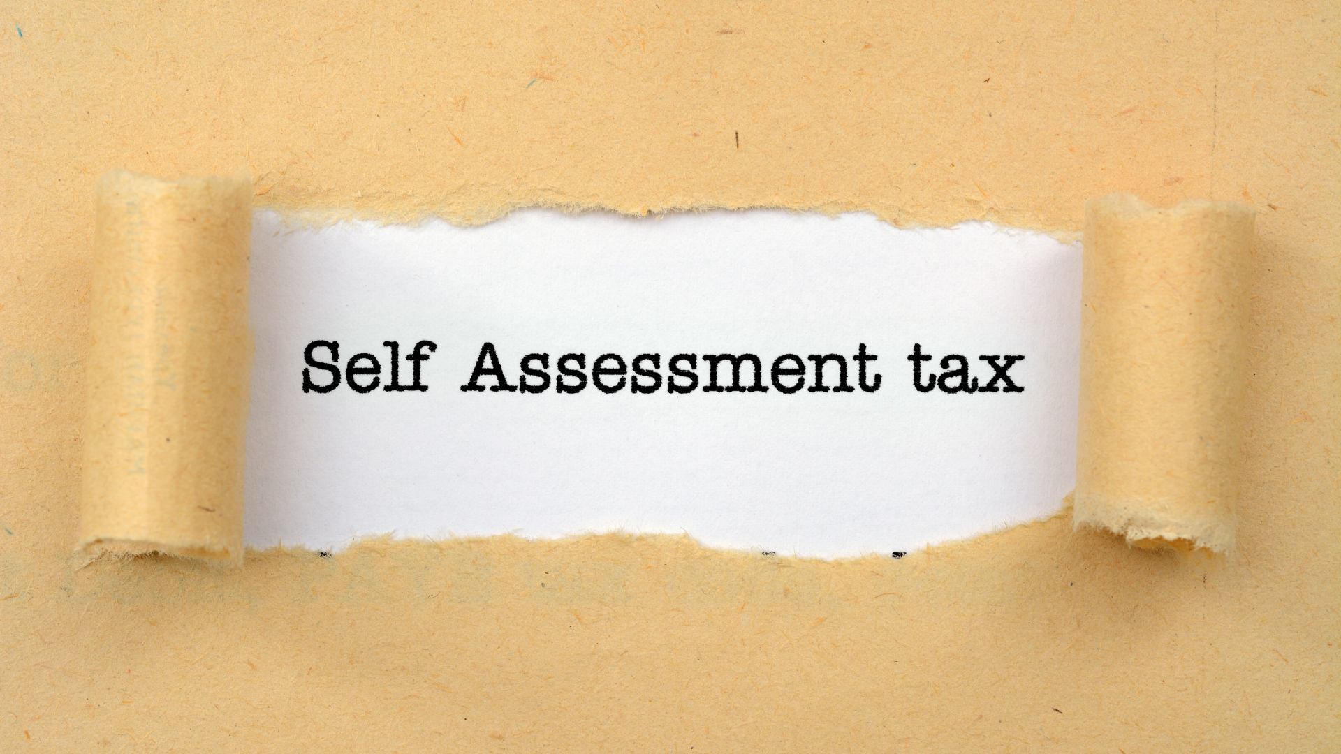 The most common Self Assessment questions answered by experts 41