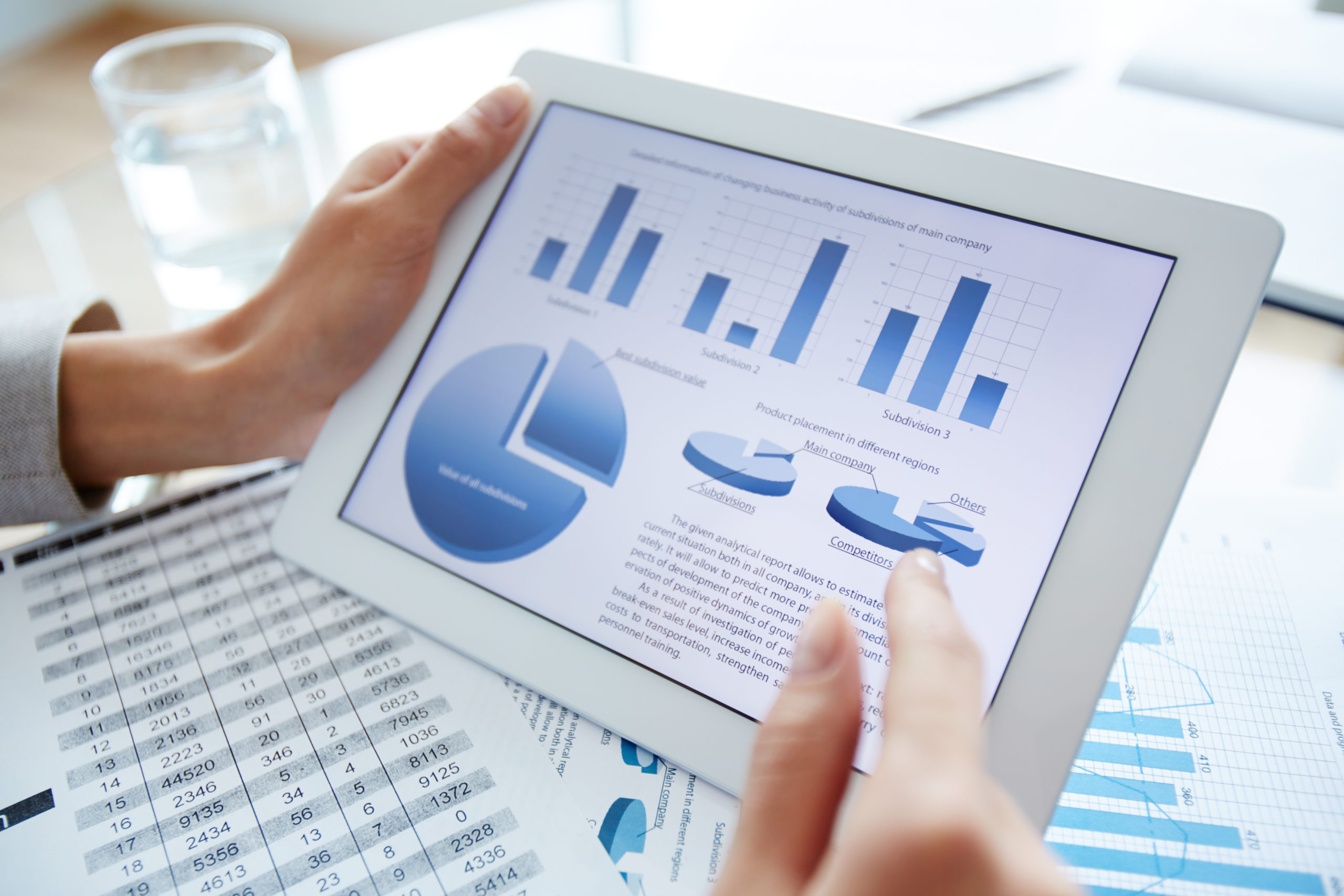 Finance firms must ensure they fix data fundamentals 41