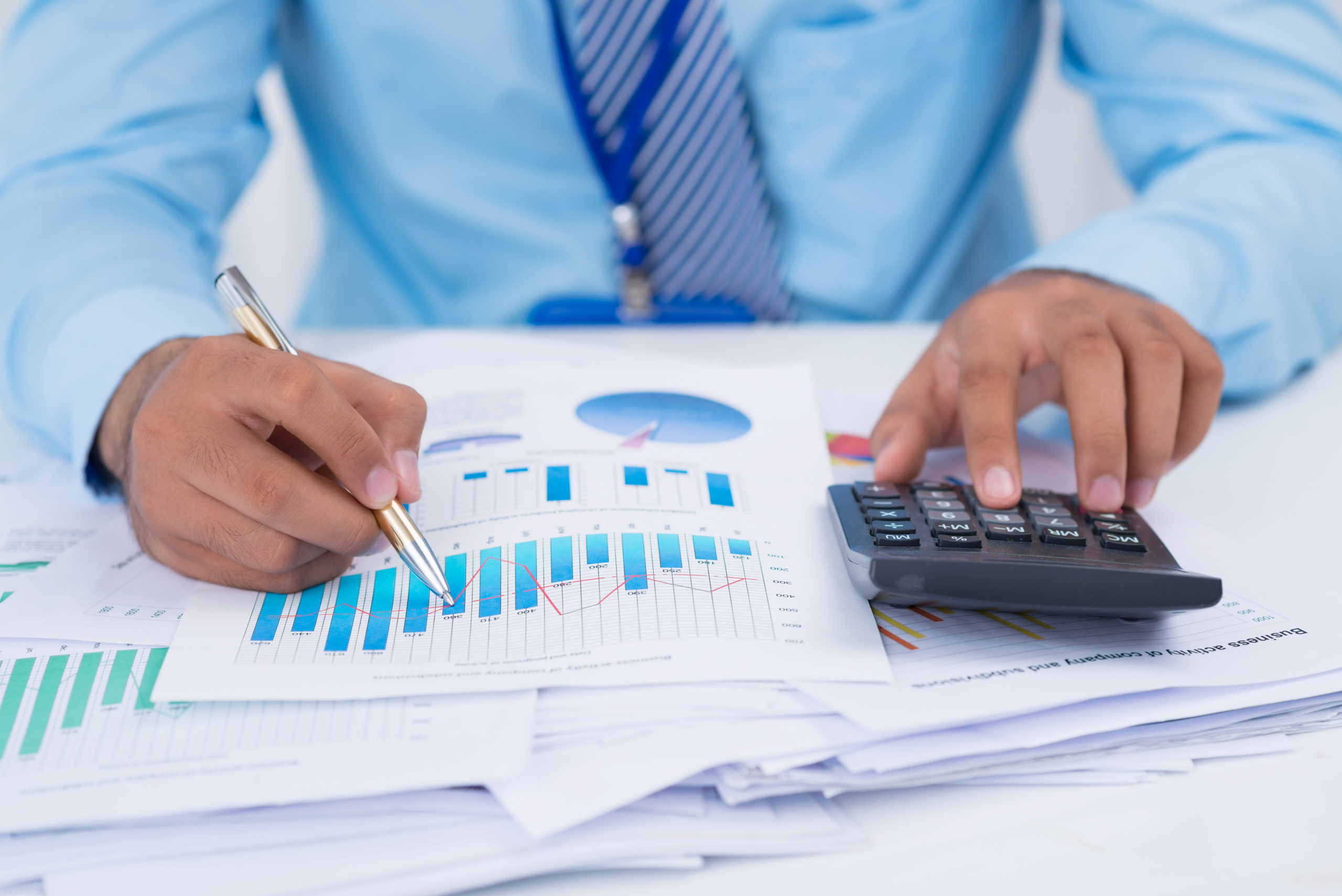 Four steps to mastering financial agility 41