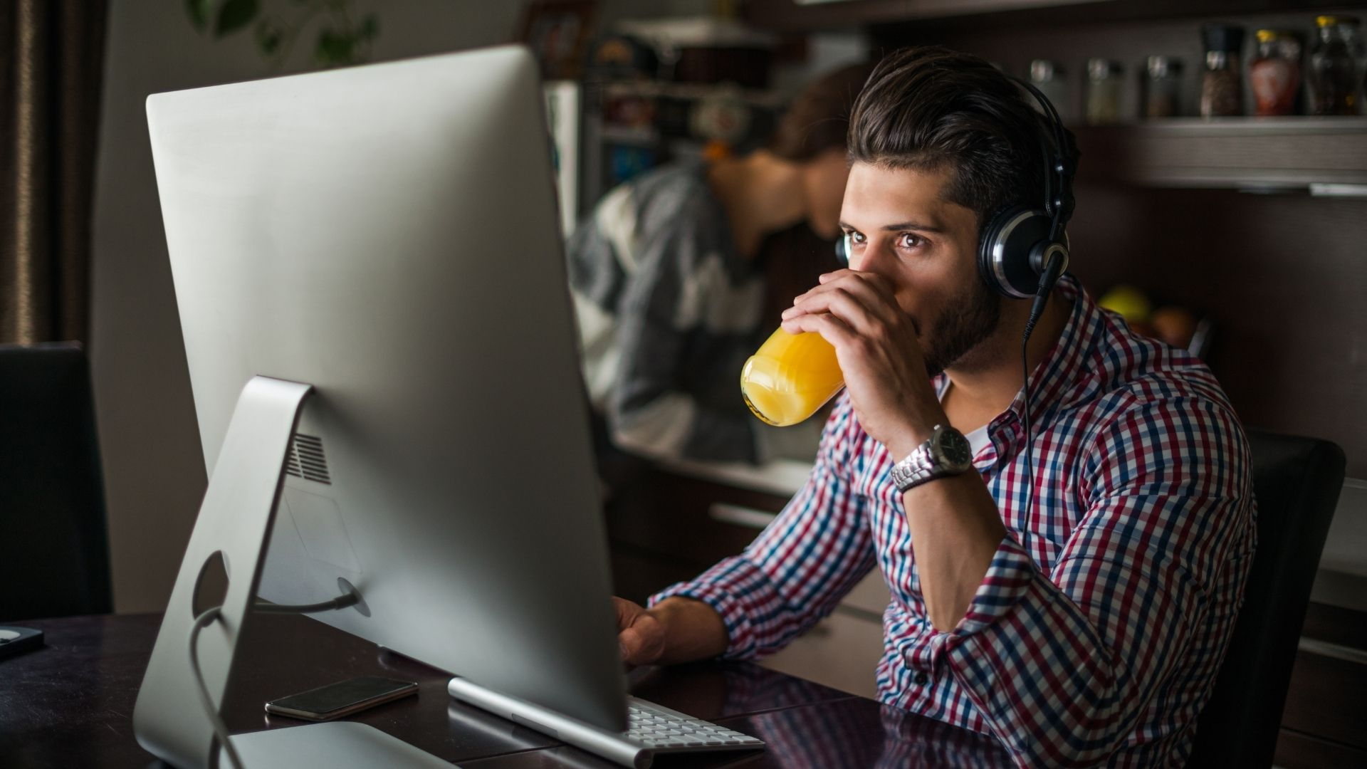Five ways to keep your head above water while working from home 41