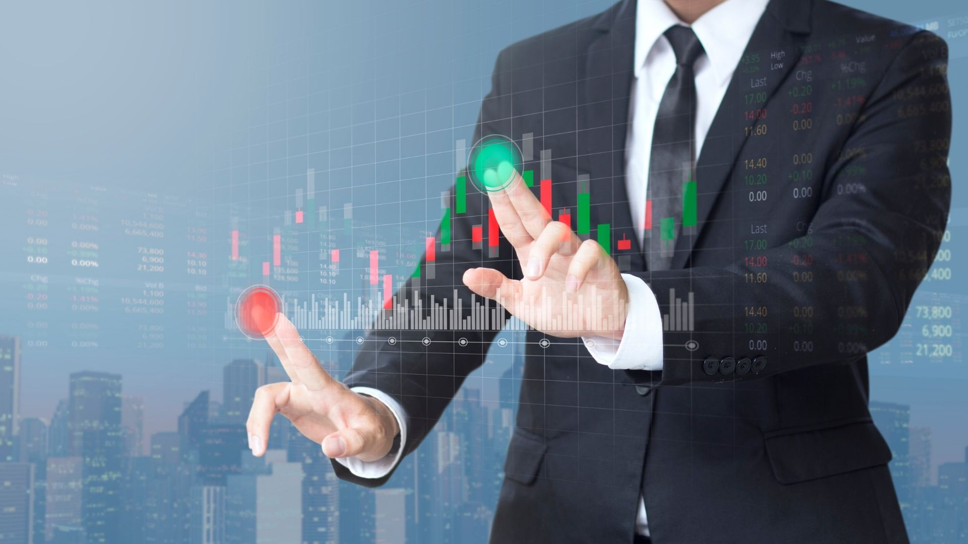 The Secret to Stock Market Success 41