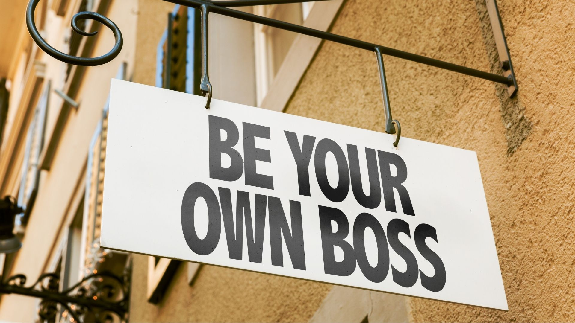 How to be your own boss when you've never done it before 41
