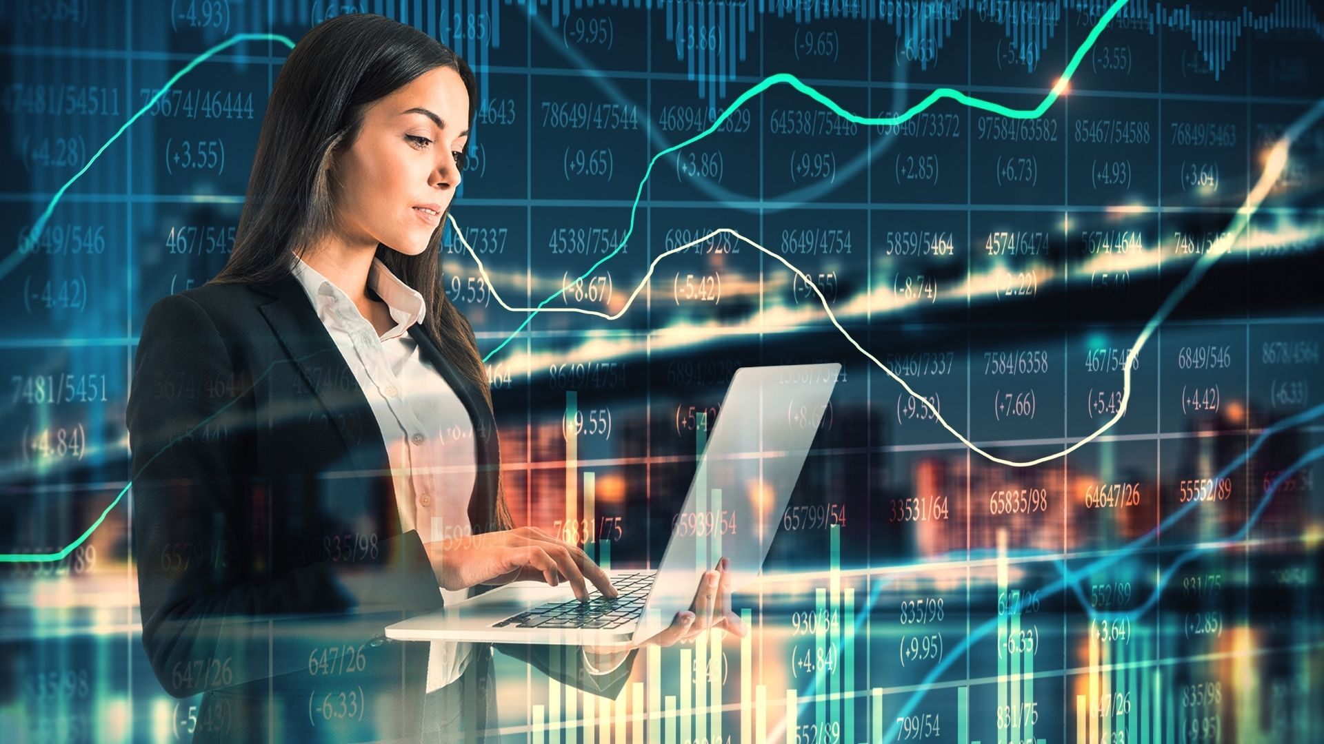 Five Tech Trends Changing The Face Of Finance 41