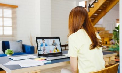 Working from home – the new normal? 34