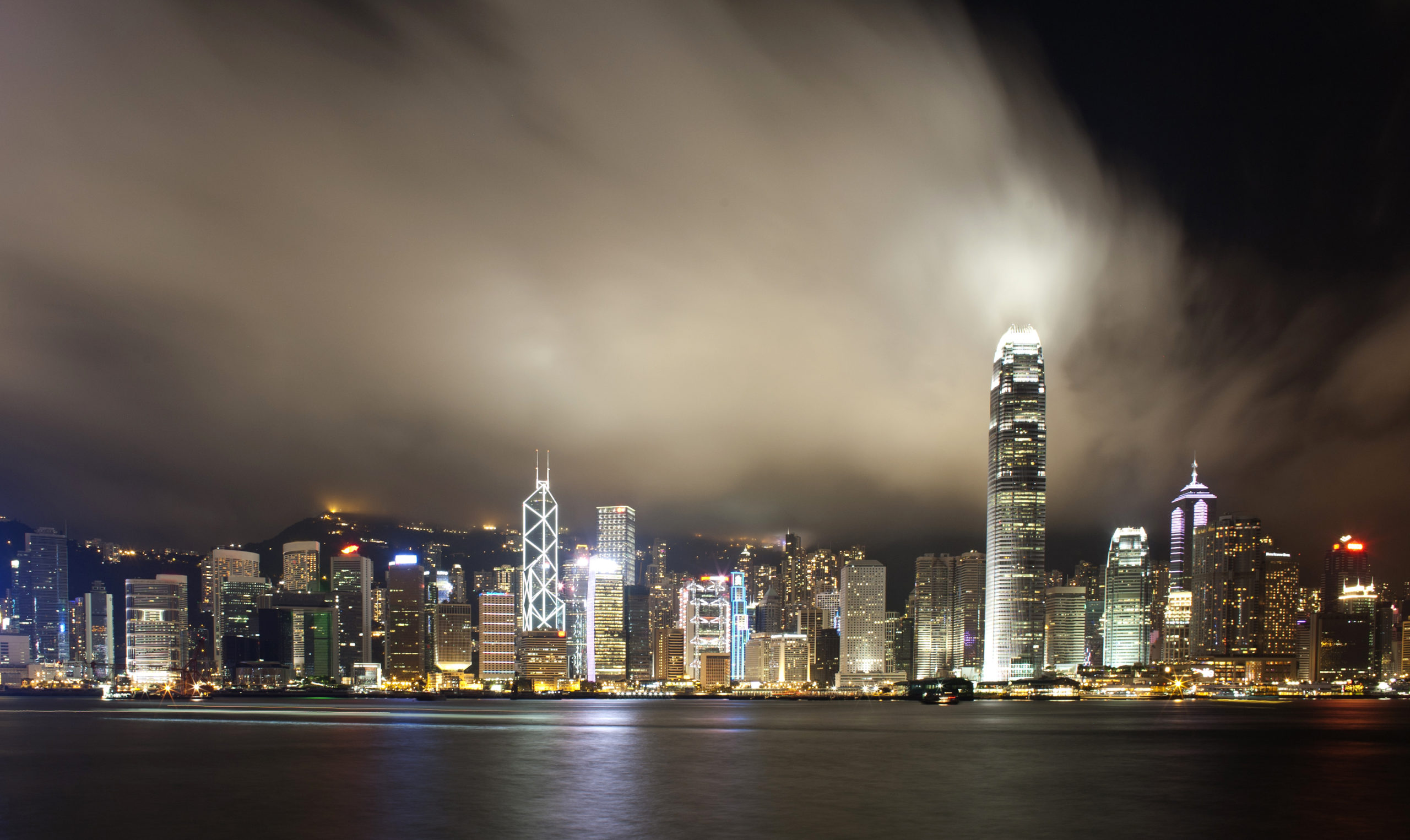 Are you in Hong Kong? 33