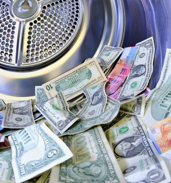 Money laundering made easy by UK financial system
