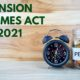 Pension Schemes Act 2021